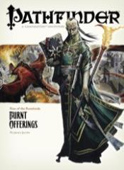 "#1 ""Rise of the Runelords #1 - Burnt Offerings"" (Gen Con 2007 Edition)"