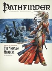 "#2 ""Rise of the Runelords #2 - The Skinsaw Murders"""