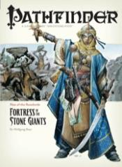 "#4 ""Rise of the Runelords #4 - Fortress of the Stone Giants"""