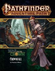 """#127 """"War for the Crown #1 - Crownfall"""""""