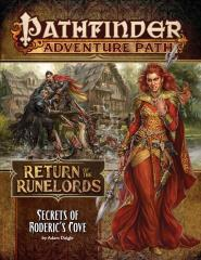 """#132 """"Return of the Runelords - #1 Secrets of Roderic's Cove"""""""