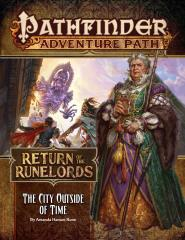 "#137 ""Return of the Runelords"" #5 - The City Outside of Time"