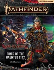 """#148 """"Age of Ashes #4 - Fires of the Haunted City"""""""
