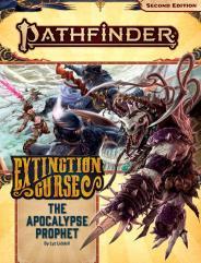 """#156 """"Extinction Curse #6 - The Apocalypse Prophet"""""""