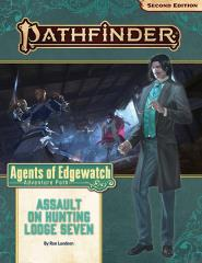 """#159 """"Agents of Edgewatch #4 - Assault on Hunting Lodge Seven"""""""