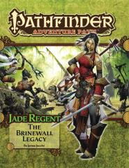 "#49 ""Jade Regent #1 - The Brinewall Legacy"""