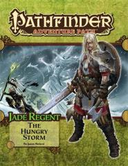 "#51 ""Jade Regent #3 - The Hungry Storm"""