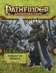 "#52 ""Jade Regent #4 - Forests of Spirits"""