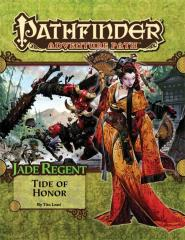 "#53 ""Jade Regent #5 - Tide of Honor"""