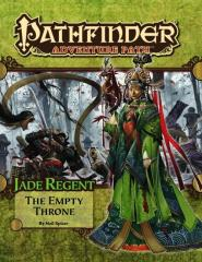 "#54 ""Jade Regent #6 - The Empty Throne"""