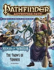 Reign of Winter Complete Adventure Path