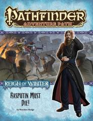 "#71 ""Reign of Winter #5 - Rasputin Must Die!"""