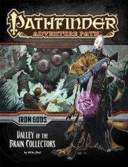 "#88 ""Iron Gods #4 - Valley of the Brain Collectors"""