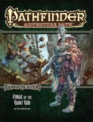 "#93 ""Giantslayer #3 - Forge of the Giant God"""