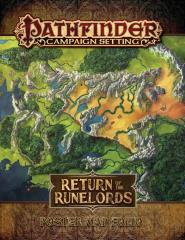 Map Folio - Return of the Runelords