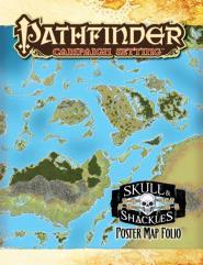Map Folio - Skull & Shackles