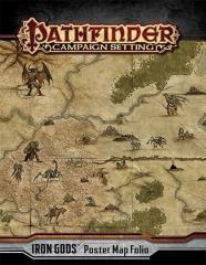 Map Folio - Iron Gods