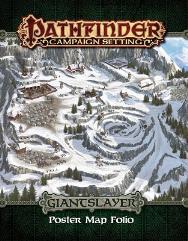 Map Folio - Giantslayer