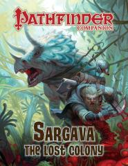 Sargava - The Lost Colony