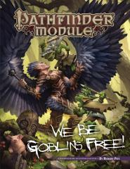 We Be Goblins #3 - We Be Goblins Free (Free RPG Day 2015)