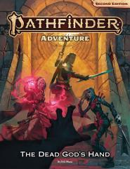 Pathfinder Adventure - The Dead God's Hand