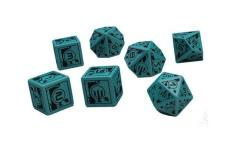 Polaris Dice Set - Turquoise
