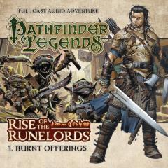 Rise of the Runelords - #1 Burnt Offerings (Audio Drama)