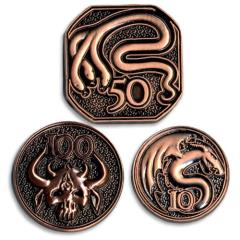 GM Campaign Coins - Copper (10, 50, 100)