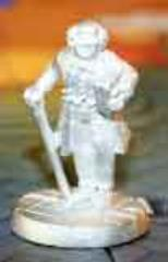 Doctor Lucky Miniature