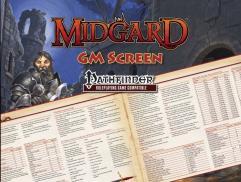 Midgard GM Screen