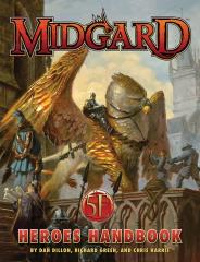Midgard Heroes Handbook (5E)