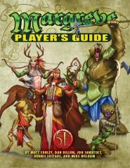 Tales of the Old Margreve - Player's Guide