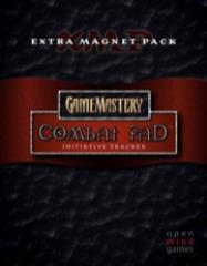 Combat Pad - Extra Magnet Pack