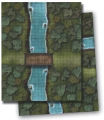 Flip-Mat - River Crossing (1st Edition)
