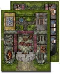 Flip-Mat - Pathfinder Lodge