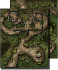 Flip-Mat - Swamp (1st Edition)
