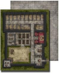 Flip-Mat - Prison (1st Edition)