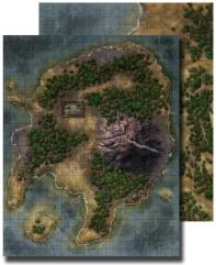Flip-Mat - Pirate Island