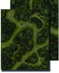 Flip-Mat - Forest (1st Edition)