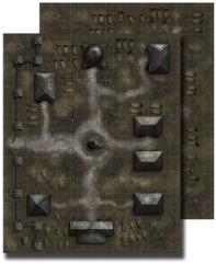 Flip-Mat - Necropolis