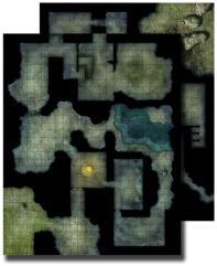 Flip-Mat - Haunted Dungeon