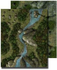 Flip-Mat - Deep Forest