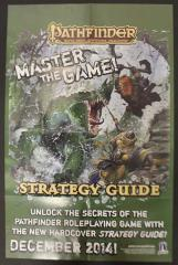 Pathfinder Strategy Guide Promo Poster