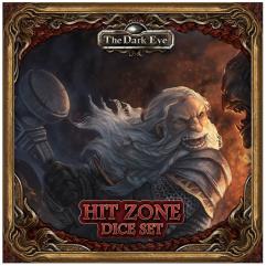 Hit Zone Dice Set