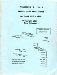 Panzerschiffe's TG-3 - Tactical Naval Battle System