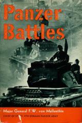 Panzer Battles