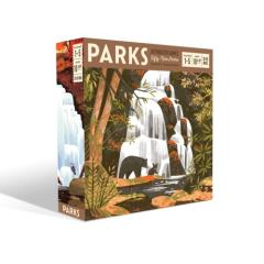 Parks - The Board Game (Kickstarter Edition)