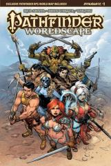 Worldscape #1 (Brown Cover)