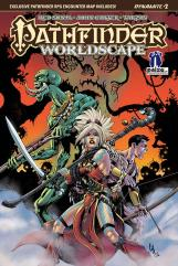 Worldscape #2 (Lau Cover)