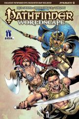 Worldscape #3 (Lau Cover)